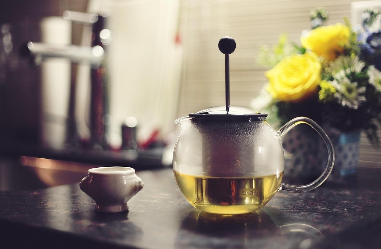 o zielonej herbacie słów kilka