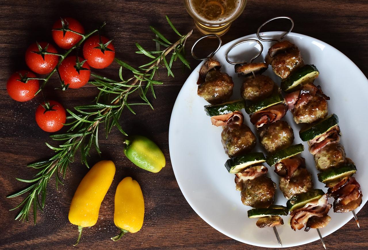 Czy możesz sobie pozwolić na grilla, jeśli chcesz się zdrowo odżywiać?