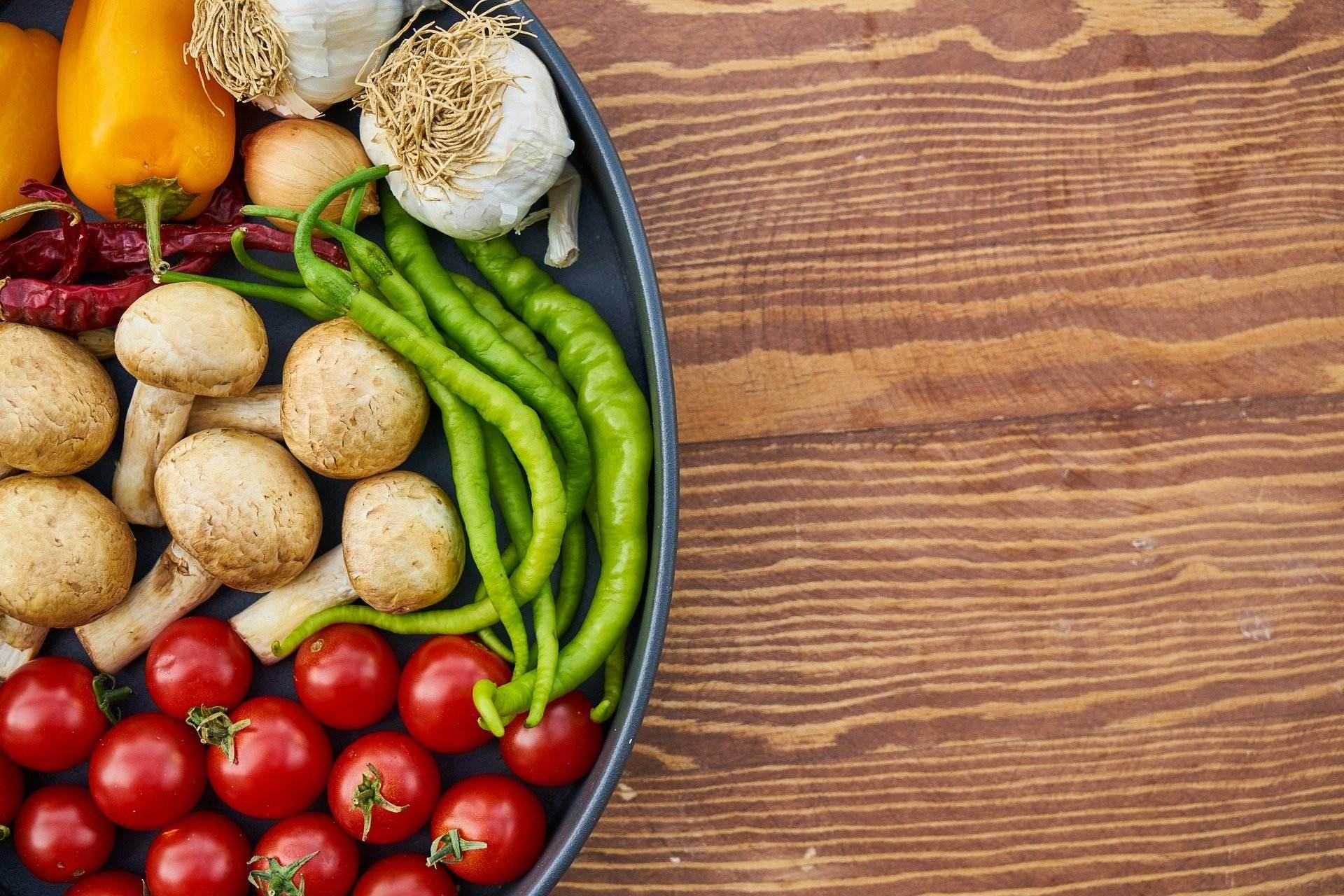 co jeść na diecie wegetariańskiej żeby nie mieć niedoborów